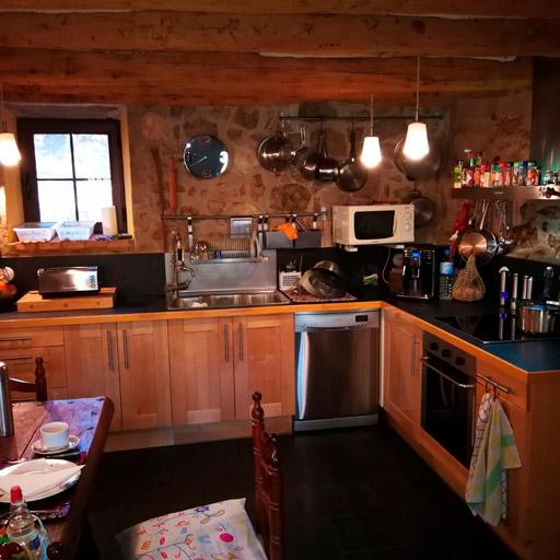 casa rural en el bergadá