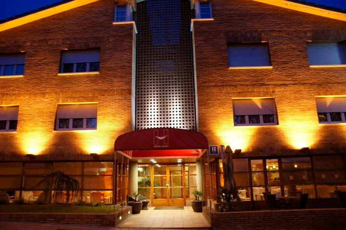 hotel estel Berga
